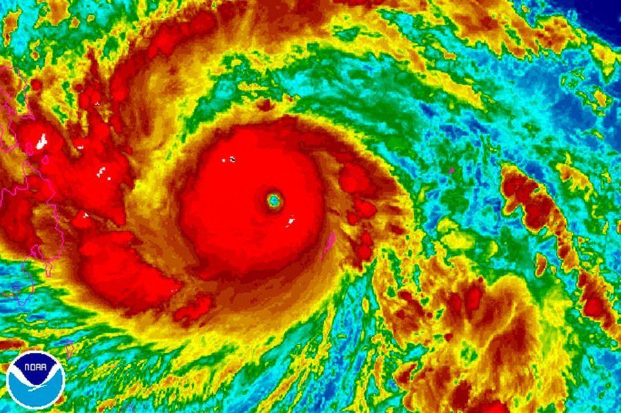 Les Philippines noyées par le typhon Haiyan