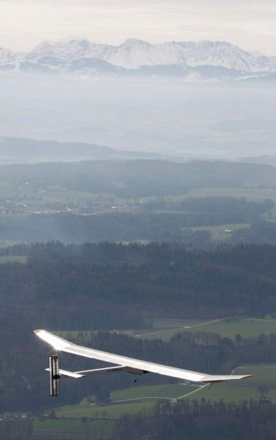 Par delà les bois, les nuages... les vallées