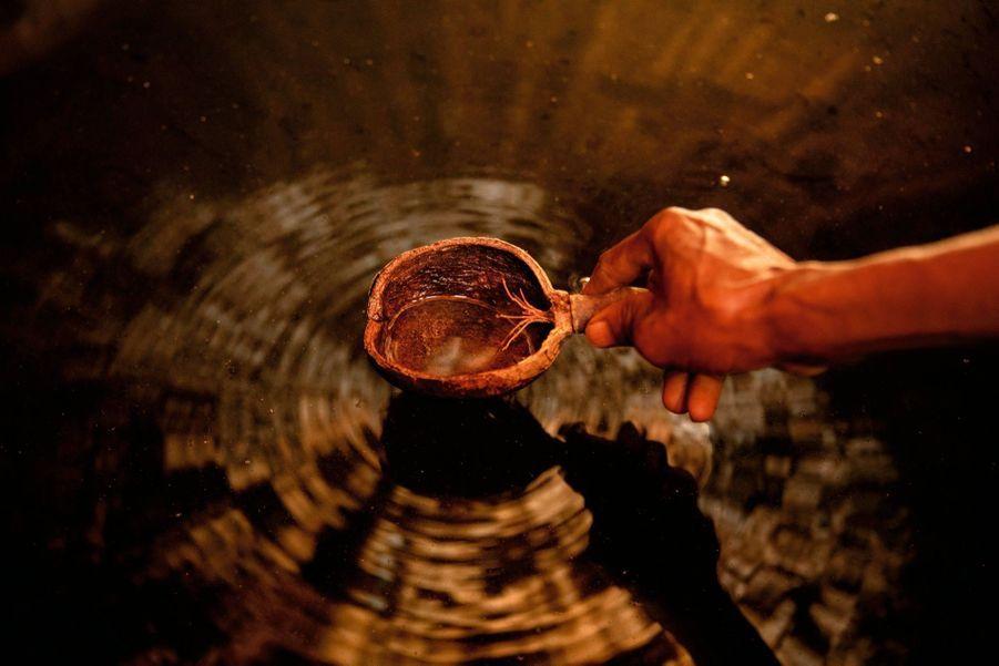 Dans Gambelle, « Le costaud », on se sert avec parcimonie