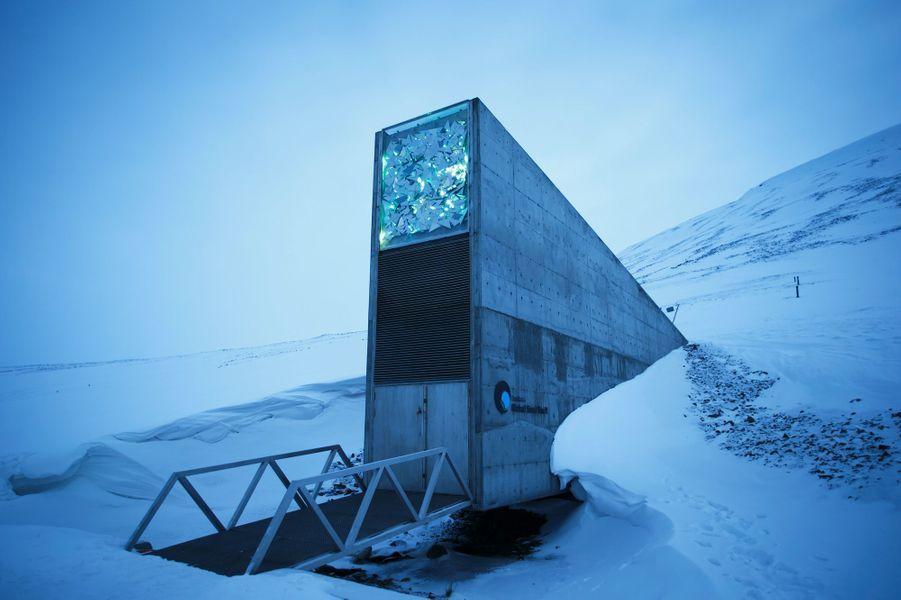L'Arche de Noé végétale, nichée surl'archipel norvégien du Svalbard.