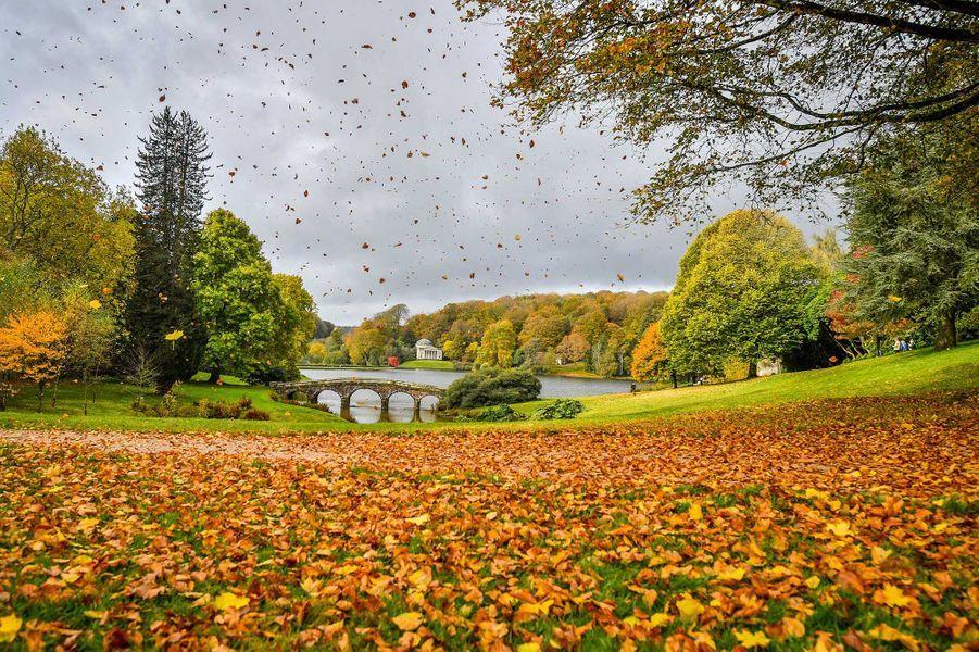 Stourhead,Wiltshire (Angleterre).