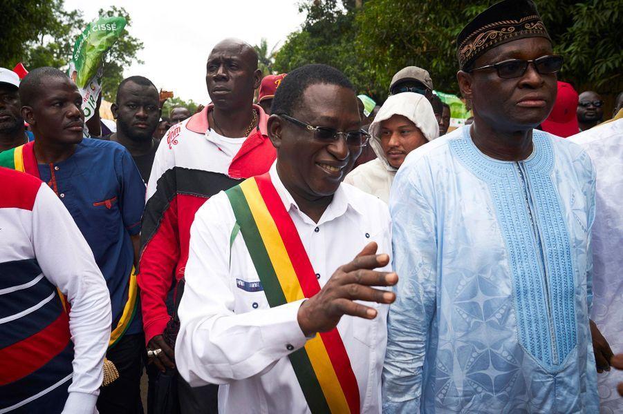 L'opposant malien Soumaïla Cissé.