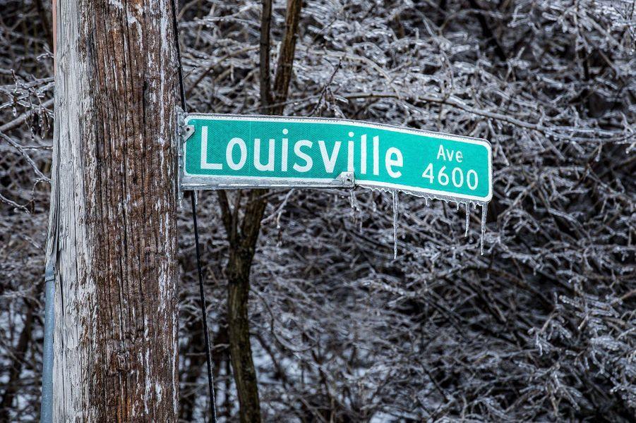 Louisville, dans le Kentucky.