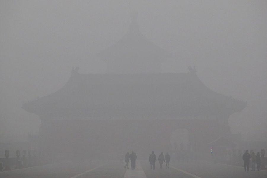 Airpocalypse à Pékin