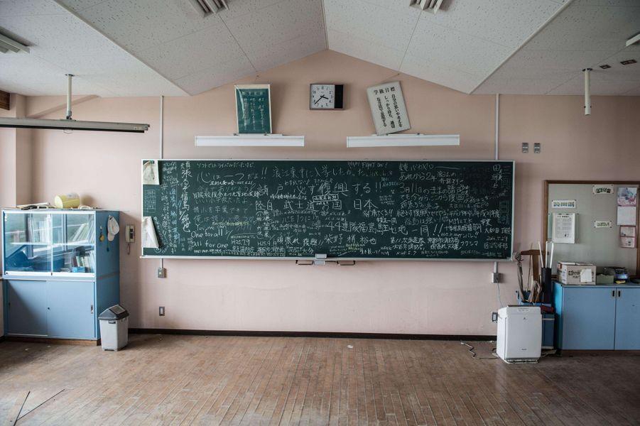 Fukushima. La vie arrêtée