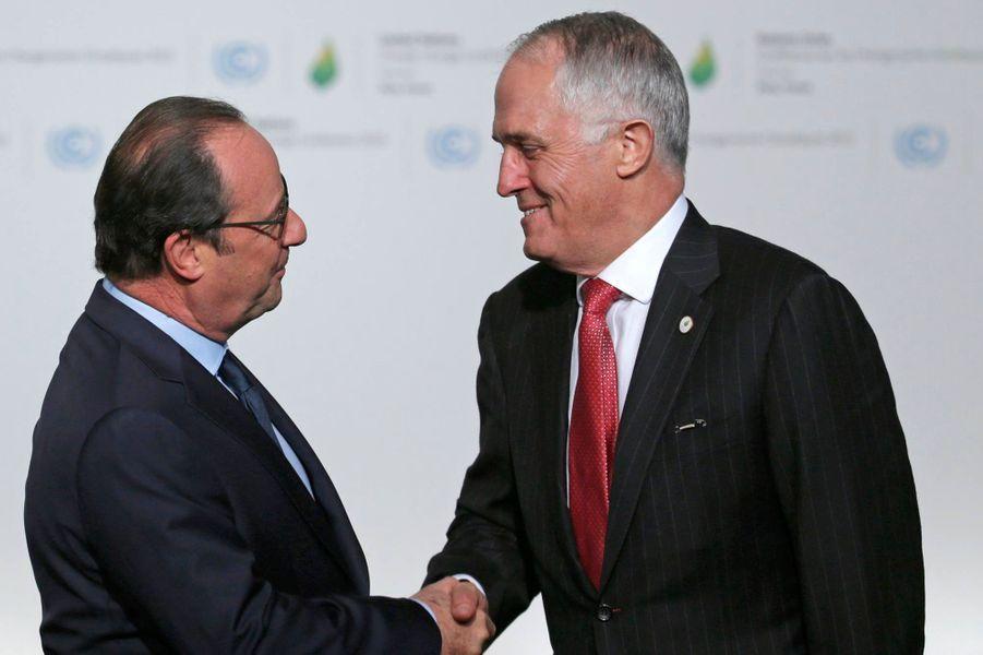 Premier ministre australien Malcolm Turnbull