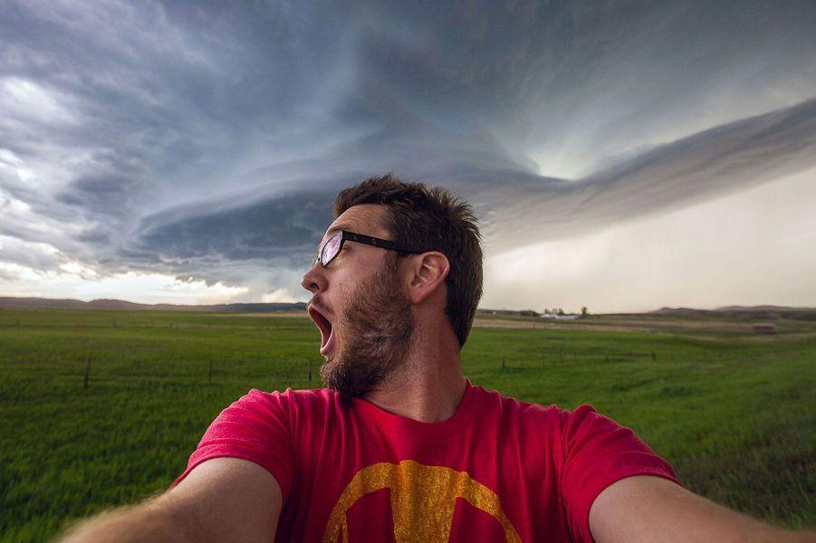 Mike Olbinski, profession: chasseur de tempêtes