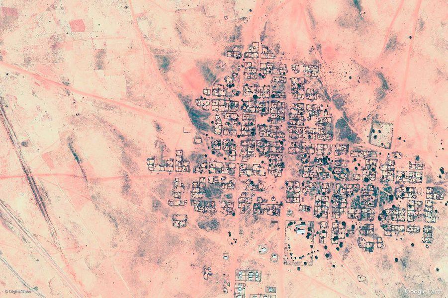 Al Fasher, au Soudan.