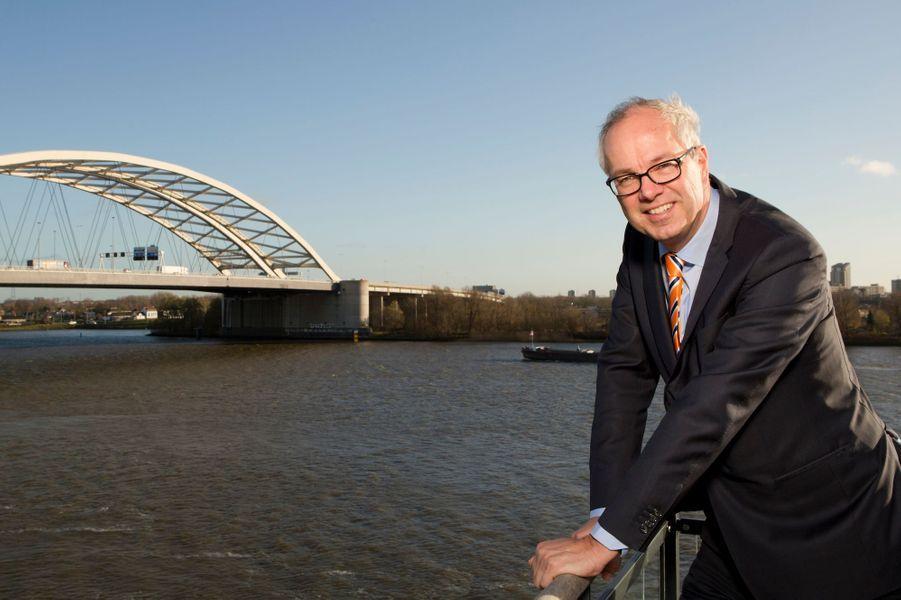 Pieter Van oord, le PDG de Van Oord