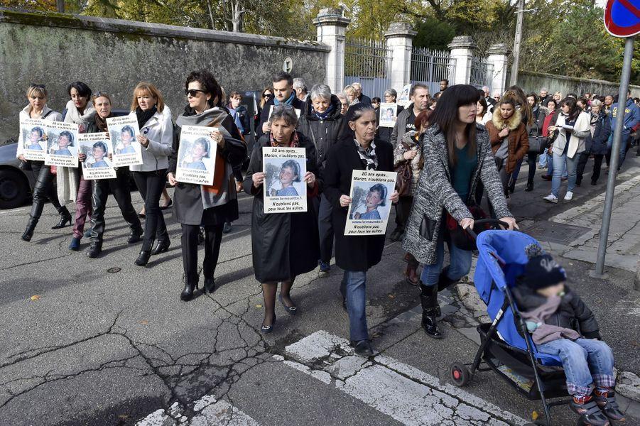 20 ans après sa disparition inexpliquée, une marche pour Marion