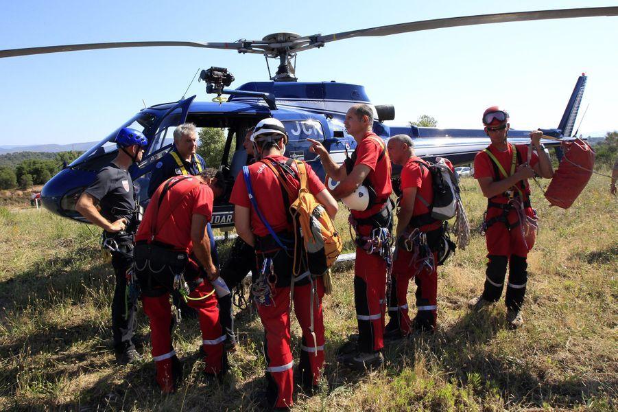 En juin 2011, les recherches se poursuivent à Roquebrune-sur-Argens.