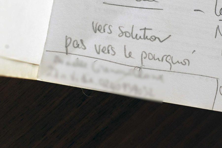 """""""Vers solution, pas vers le pourquoi"""""""