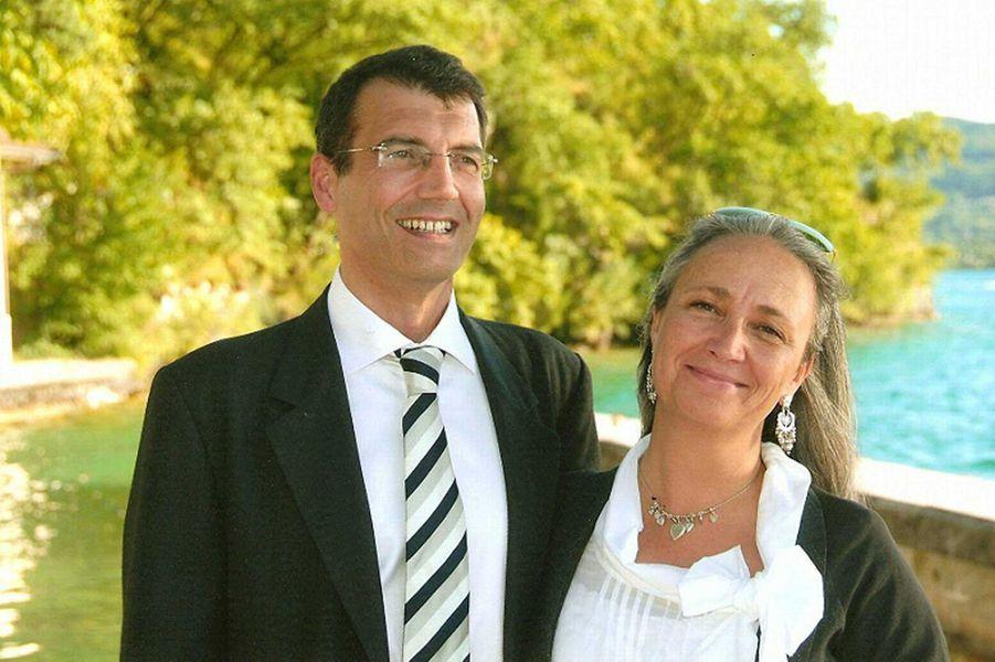 Xavier et Agnès Dupont de Ligonnès.