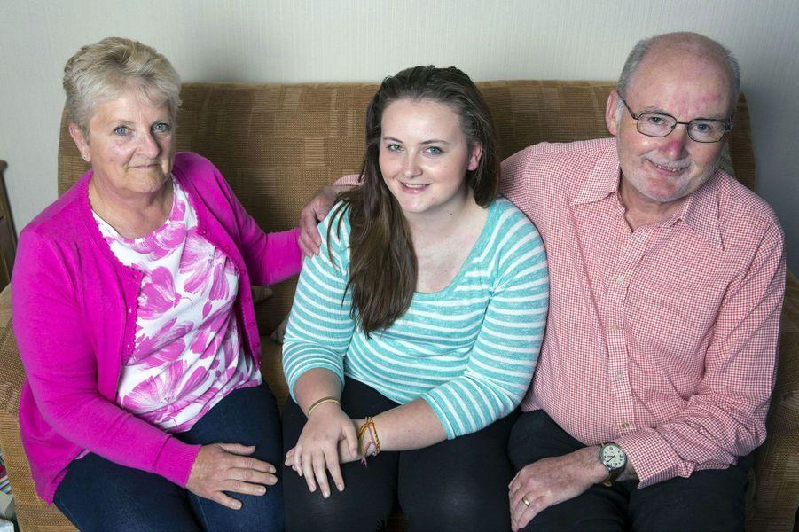 Jenny et ses parents