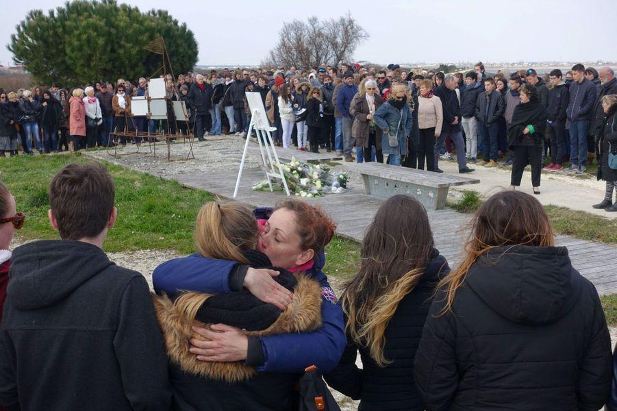 Oléron : Une marche blanche pour Alexia