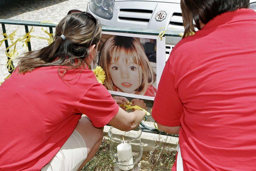 La petite Maddie a disparu le 3 mai 2007.
