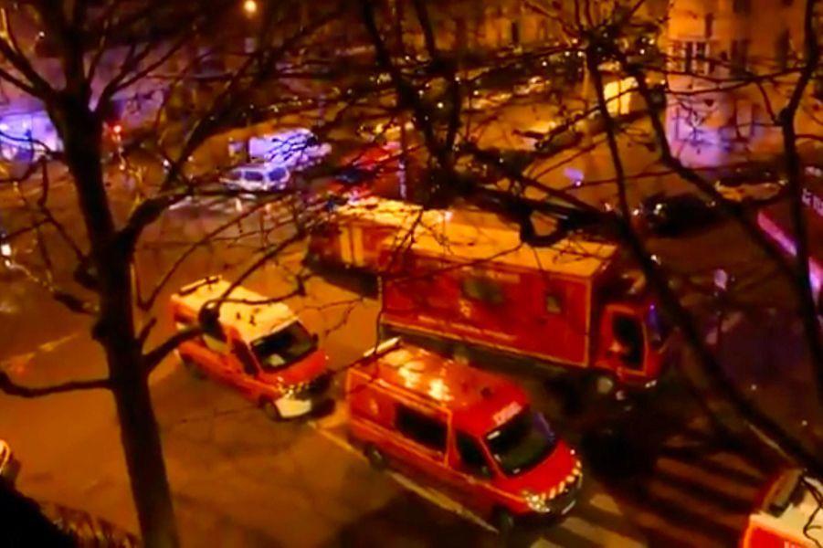L'incendie à Paris a fait 8 victimes, dans la nuit du 4 au 5 février 2019.