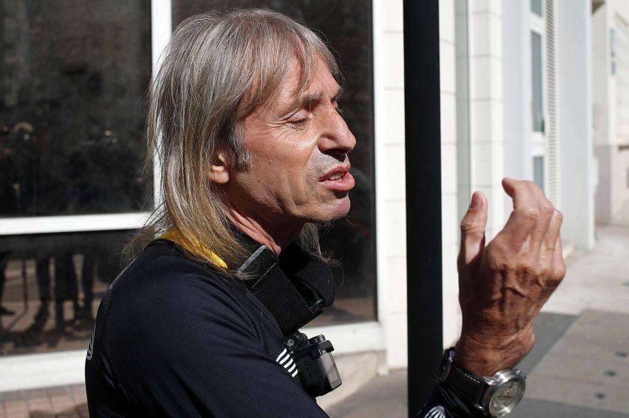 Alain Robert.