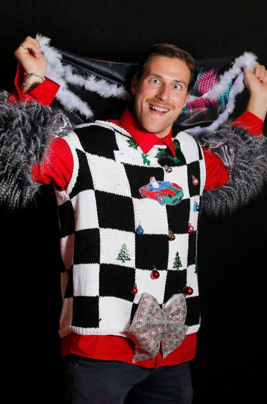 Le championnat du monde de pull moche a eu lieu à Albi, le 25 novembre 2017.