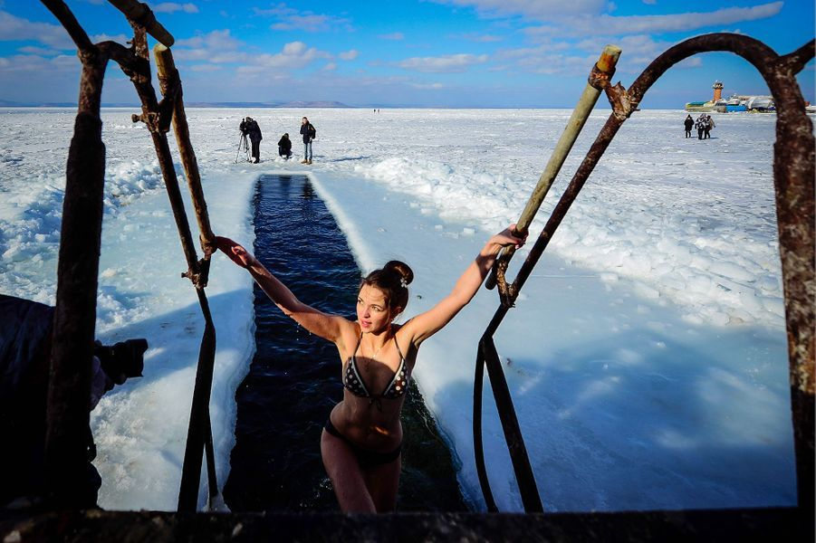 Les nageurs de Vladivostok