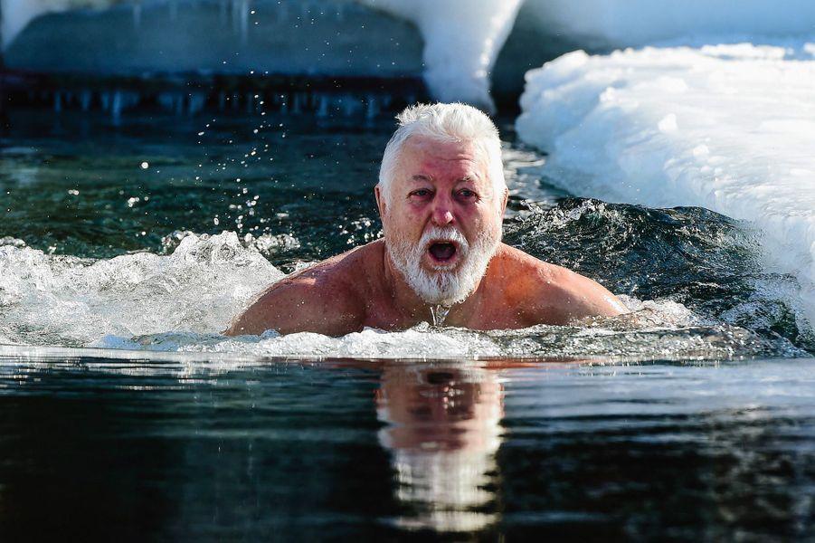 Les nageurs deVladivostok