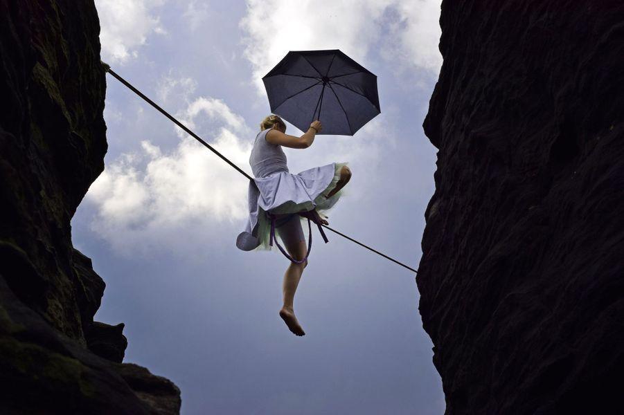 L'équilibriste Ela Ostrowska