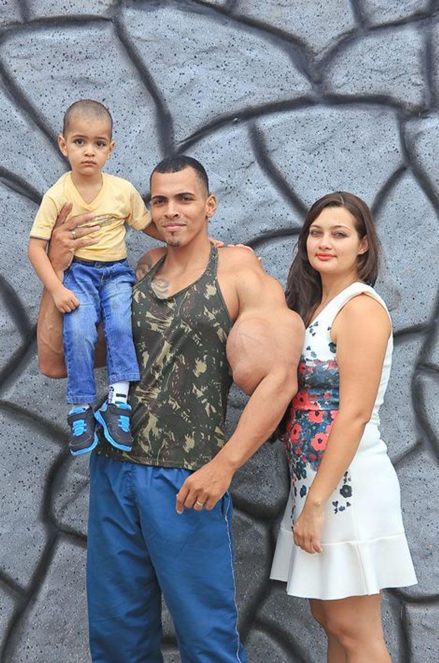 Romario voulait ressembler à Hulk