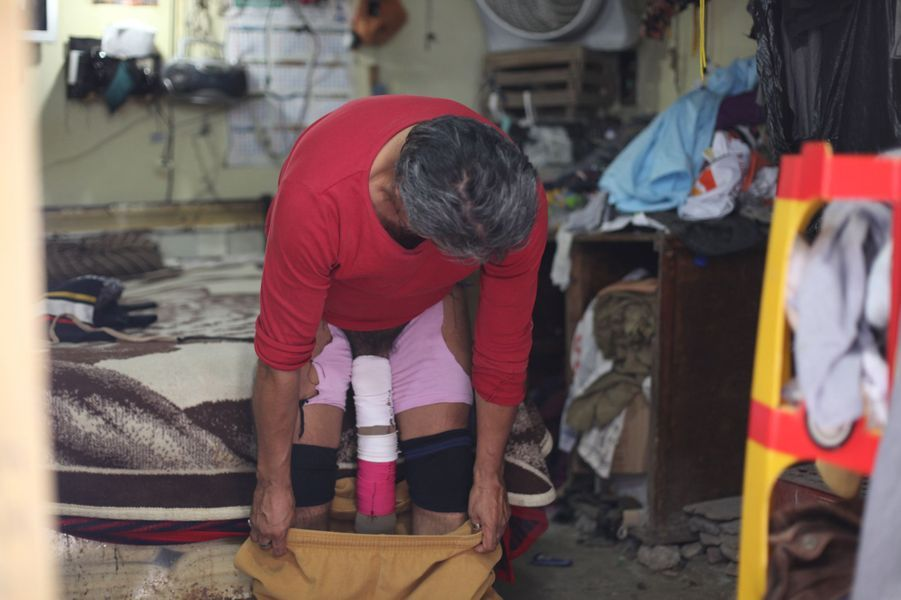 Roberto Esquivel Cabrera, 54 ans, habitant de Saltillo, au Mexique, jure avoir le plus gros pénis du monde : 48 centimètres.