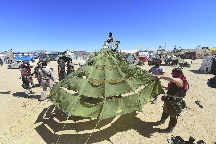 2000 adorateurs de «Mad Max» sont attendus au festival ce week-end