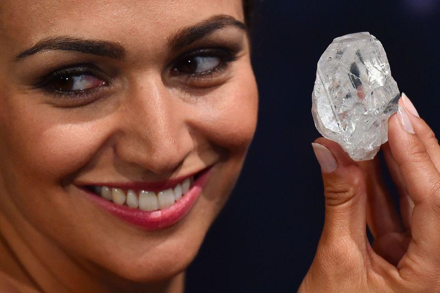 Personne ne veut s'offrir le plus grand diamant du monde