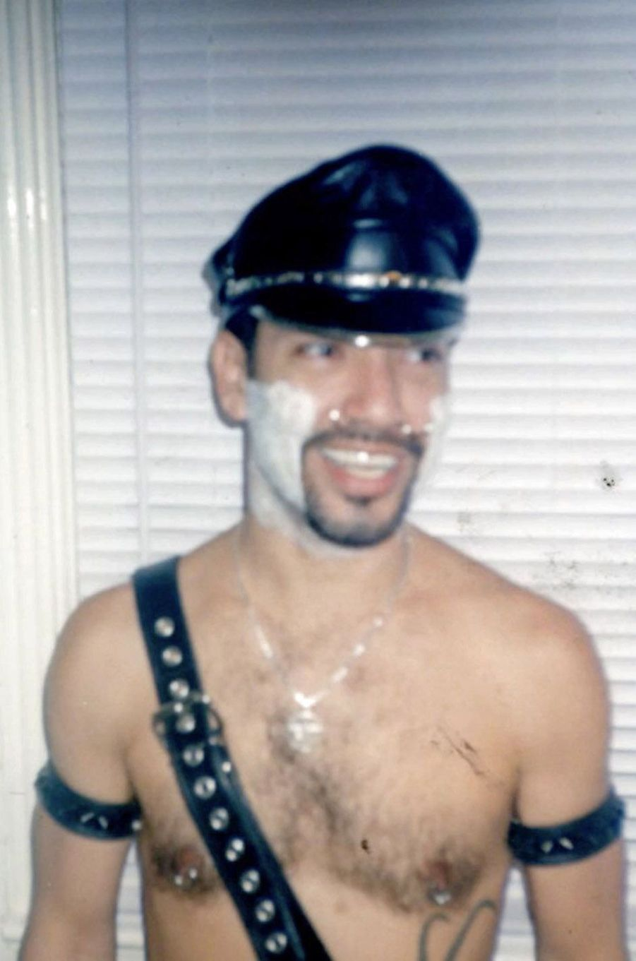Richard Hernandez avant sa transformation.