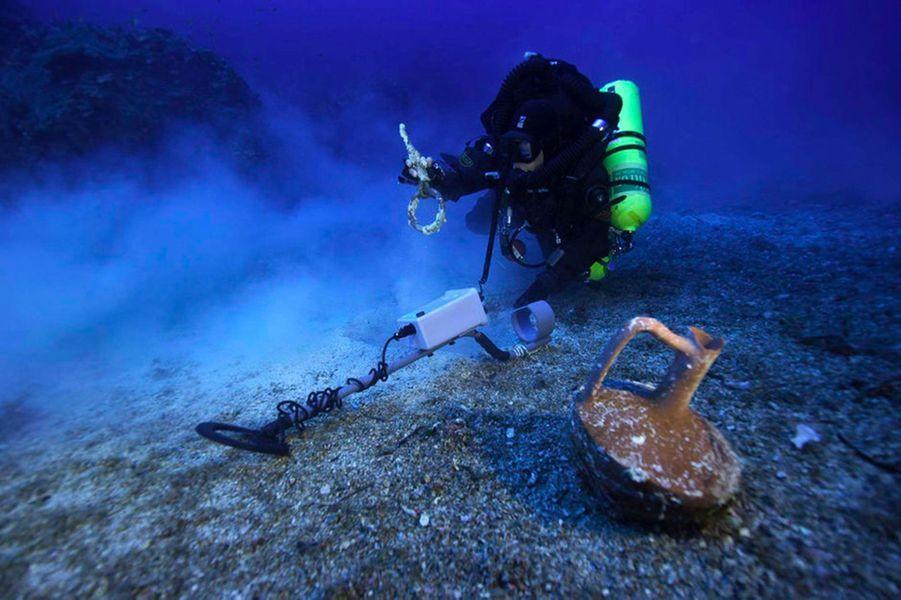 La découverte d'un squelette vieux de 2000 ans relance le mystère d'Anticythère
