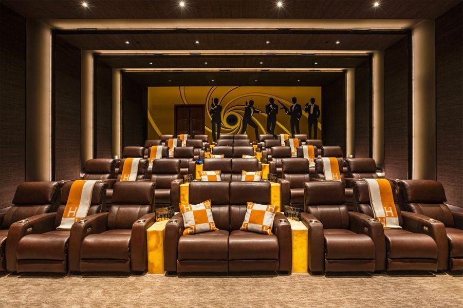 La salle de cinéma