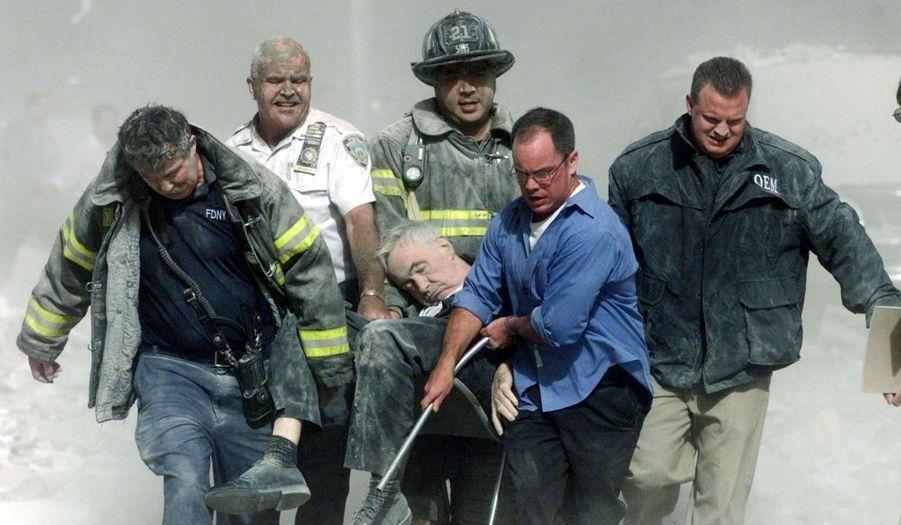 Les attaques terroristes du 11-Septembre ont fait 2973 victimes, dont 2762 à New York.