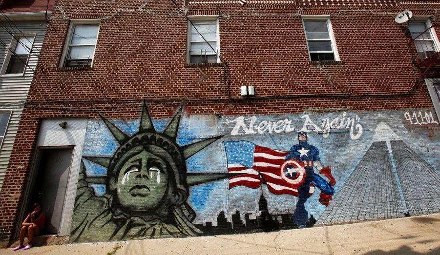Captain America (Bronx)