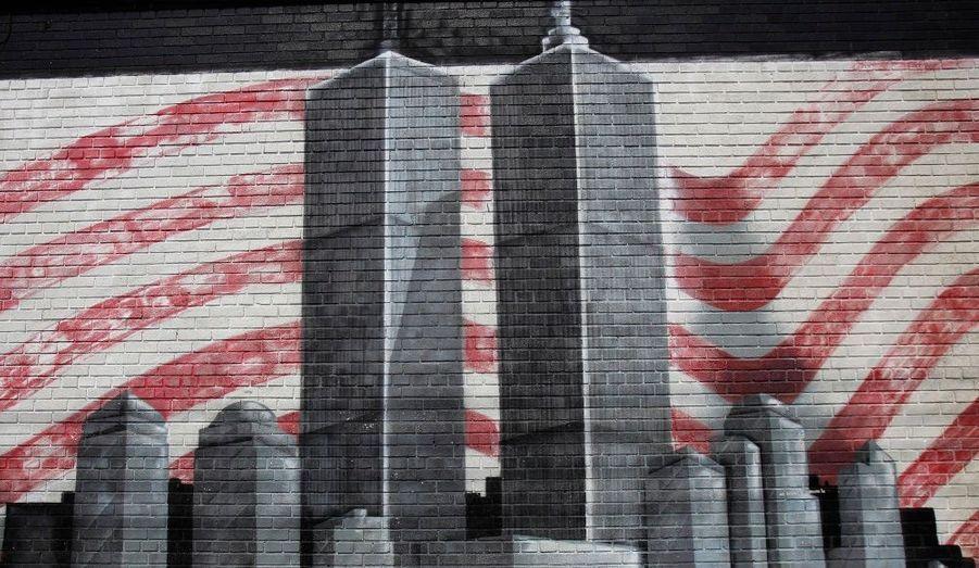 Les tours jumelles, jamais oubliées (Queens)