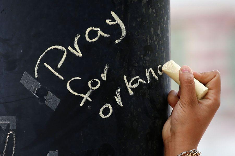 A Orlando, un nouvel hommage aux victimes