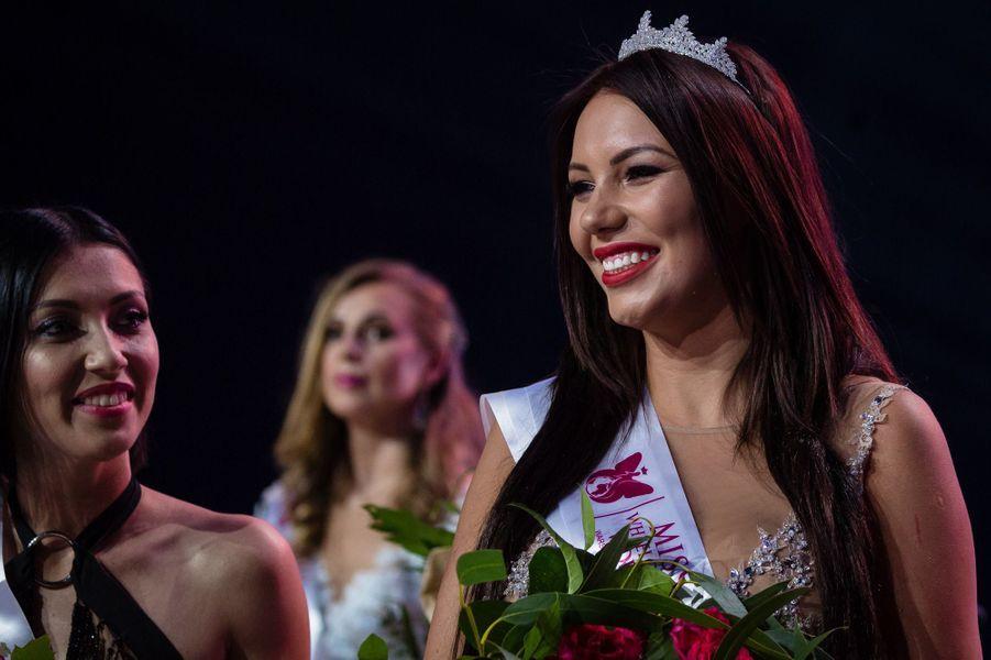 La Polonaise Adrianna Zawadzinska élue deuxième dauphine.