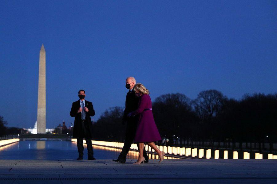 Joe Biden et sa femme