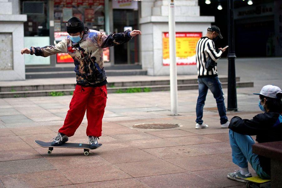 A Wuhan, la vie reprend peu à peu.