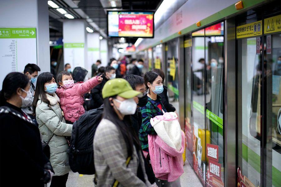 A Wuhan, la vie reprend peu à peu