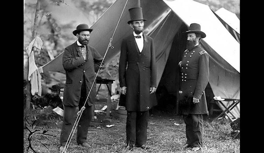 Abraham Lincoln et la guerre de Sécession