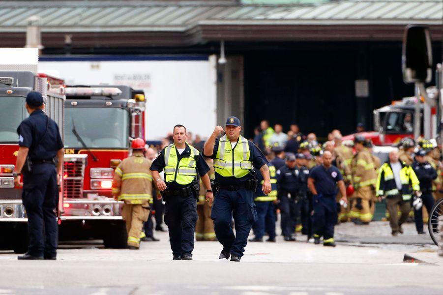 Accident de train mortel : scènes de panique dans une gare du New Jersey