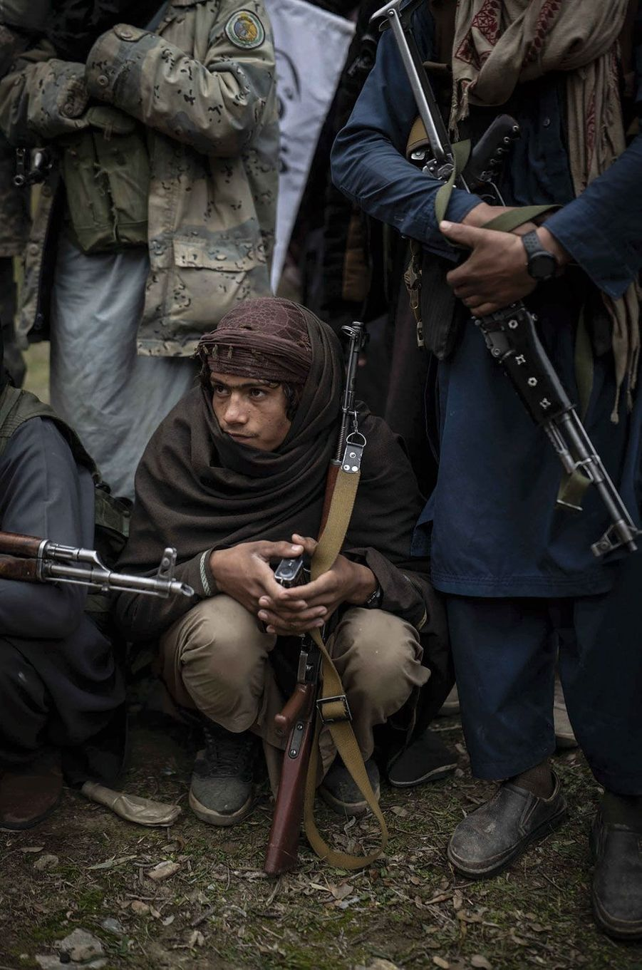 Des insurgés sont venus de toutes les provinces du pays pour déloger l'Etat islamique du Nangarhar.