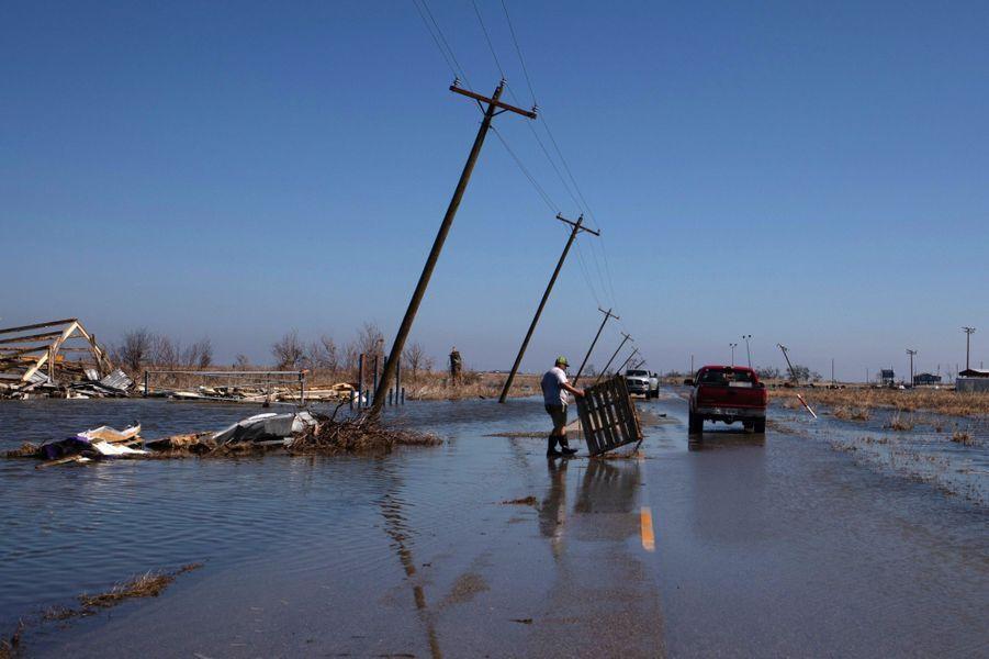 La Louisiane a été frappée par deux ouragan en six semaines