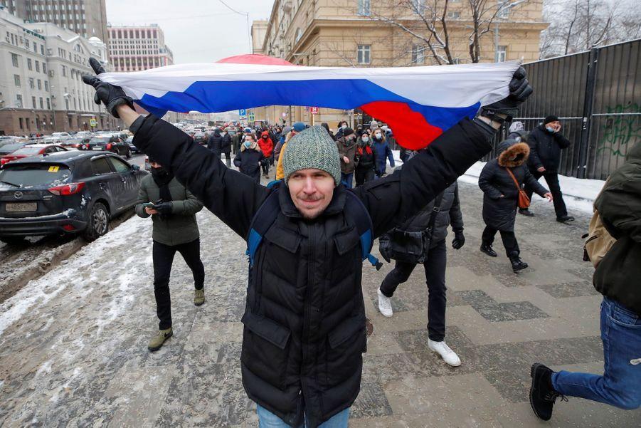 2021 01 31T110818Z 167687195 RC2ZIL9Q23Q3 RTRMADP 3 RUSSIA POLITICS NAVALNY PROTESTS