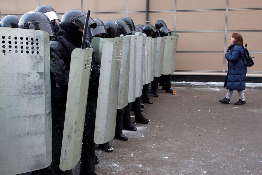 2021 01 31T111441Z 893667947 RC2ZIL9Q1B4A RTRMADP 3 RUSSIA POLITICS NAVALNY PROTESTS