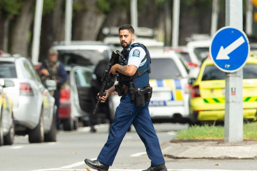 Quarante morts dans l'attaque de mosquées en Nouvelle-Zélande.