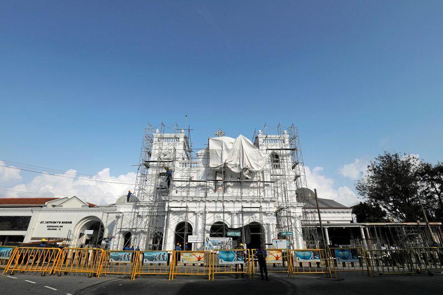 Au Sri Lanka, prières un mois après les attentats de Pâques
