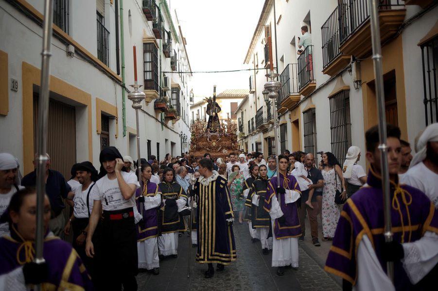 Une rue de Ronda (Espagne), le 24 juin 2017.